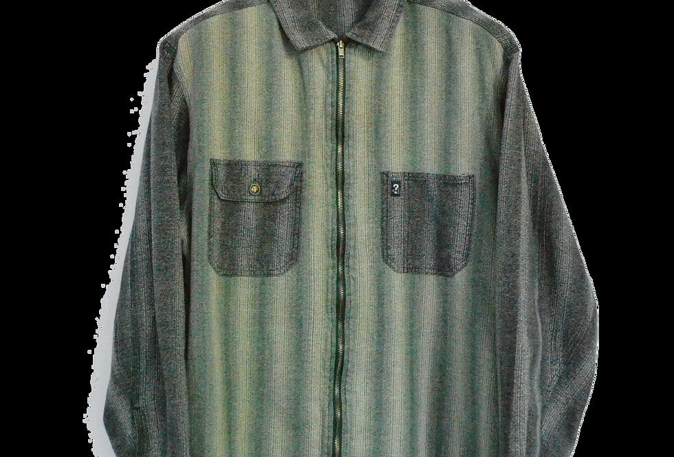 Guess Jeans Zipper Shirt M