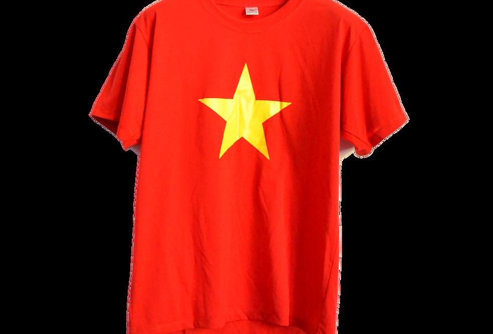Vietnam War Memorial Shirt (Made in Vietnam) XL