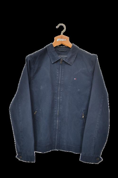 Tommy Hilfiger Navy Harrington Jacket M