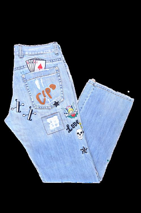 00's Cipo & Baxx Jeans 36