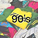 90's Vintage Kleding