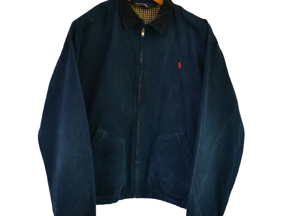 Vintage Ralph Lauren jasje blauw