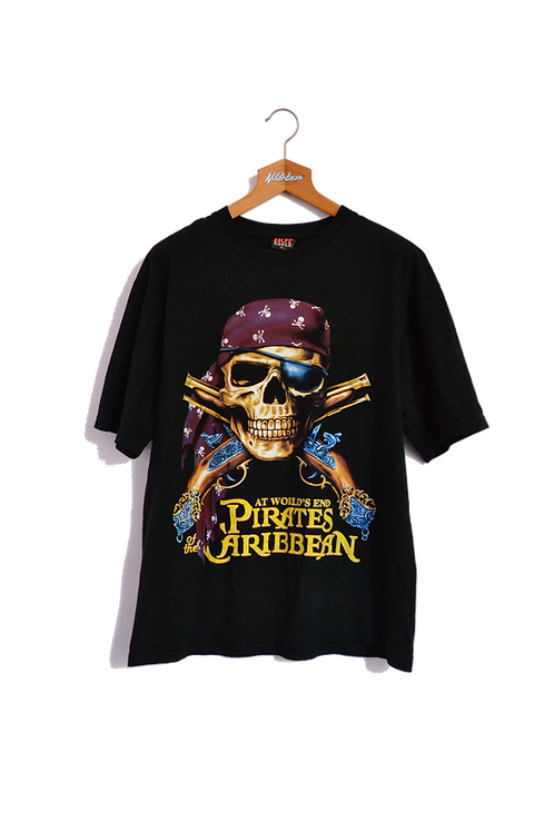 Pirates of the Caribbean At World's End Graphic Tee XL
