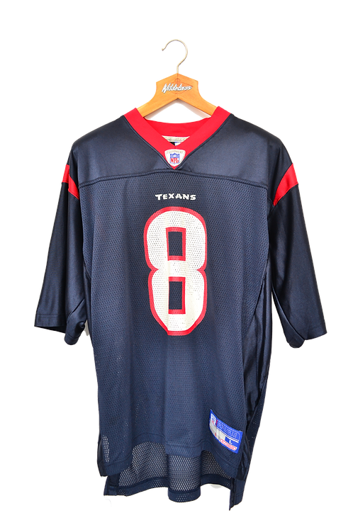 Reebok NFL Houston Texans Schaub Jersey L