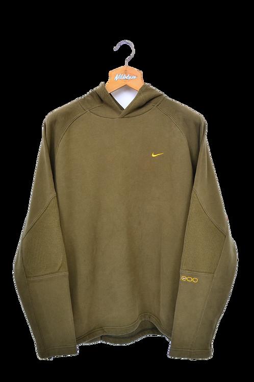 Nike Olive Hoodie M