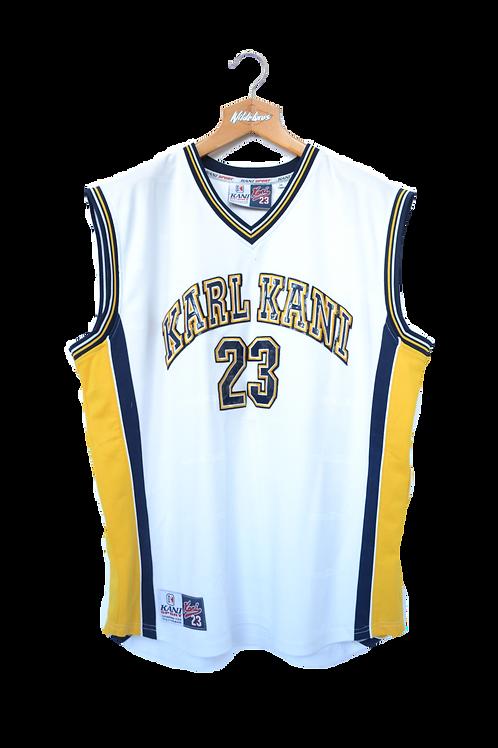"""Karl Kani 90s Basketball Jersey """"23"""" M"""