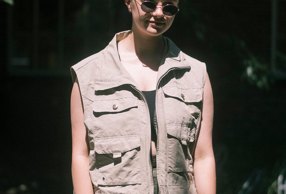 Vest zonder mouwen