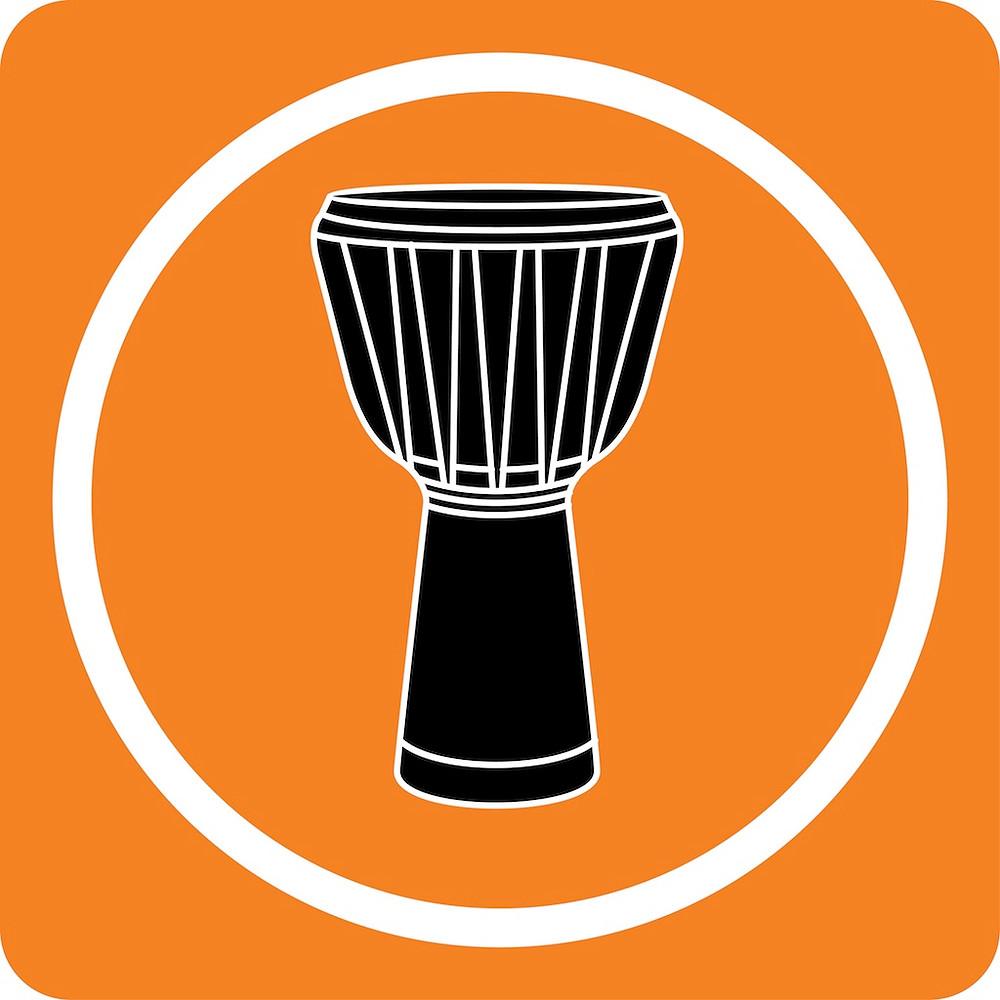 djembefola! iOS app icon