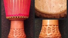 JUST ARRIVED! djembes for sale:
