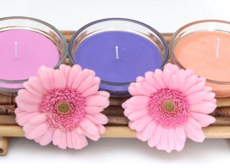 Gorgeous Aromatherapy Candles