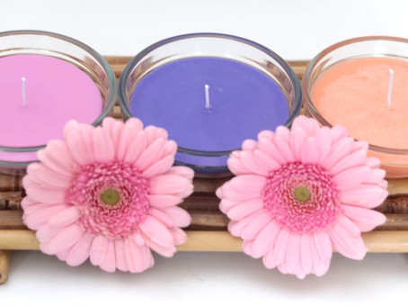 Gorgeous Aromatherapy Candles