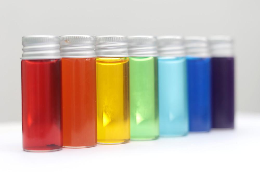 Colour Therapy Colour Spectrum