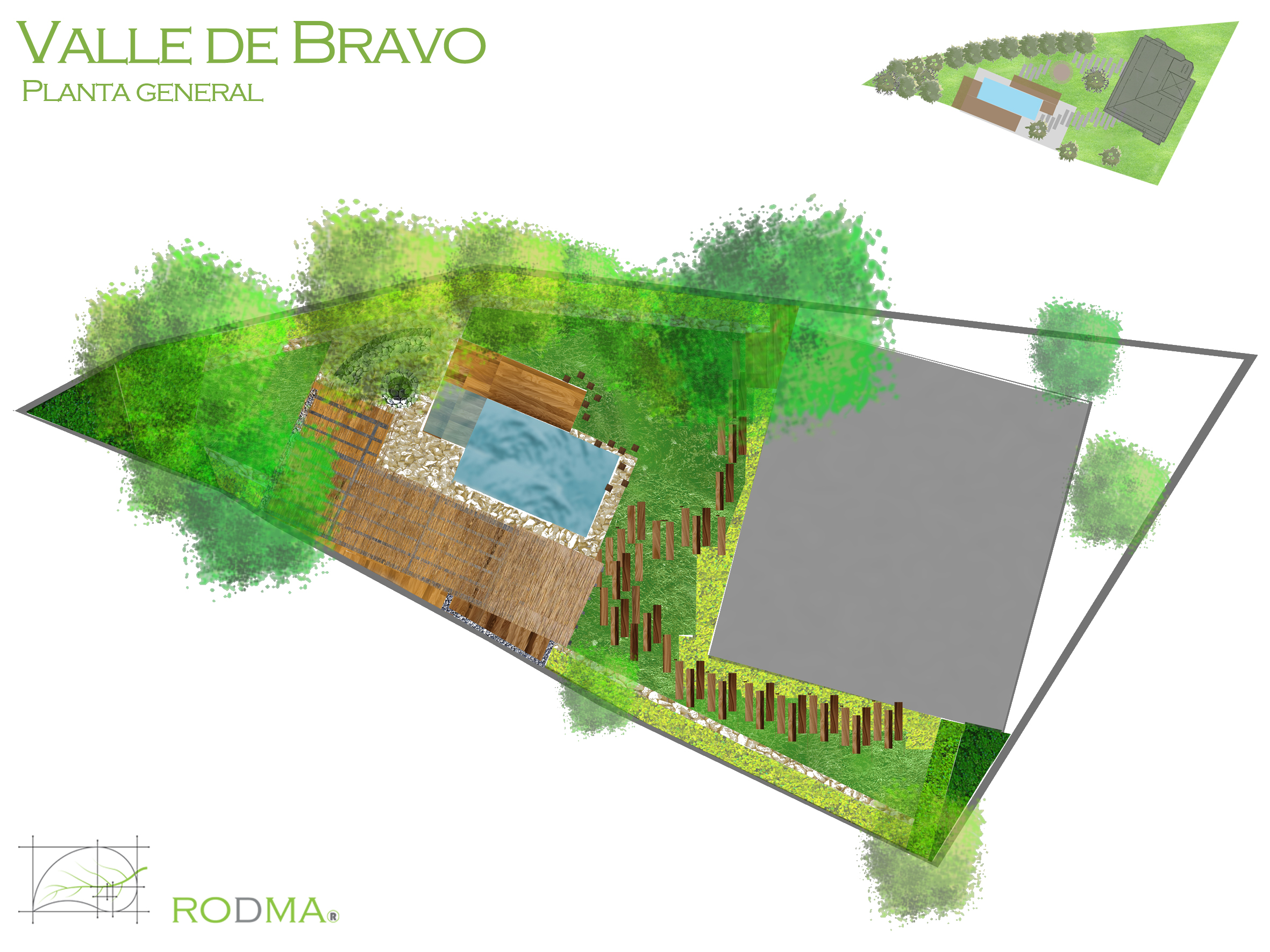 Layout conceptual