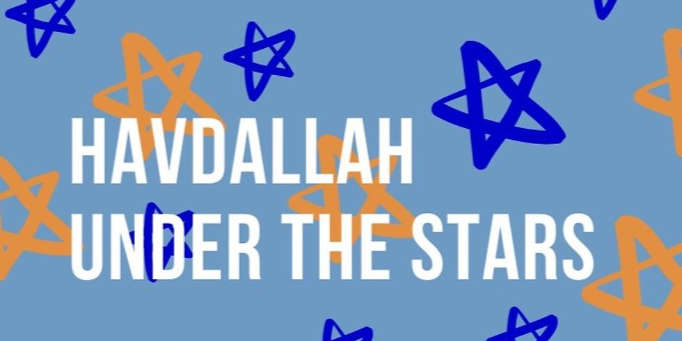Havdallah Under the Stars