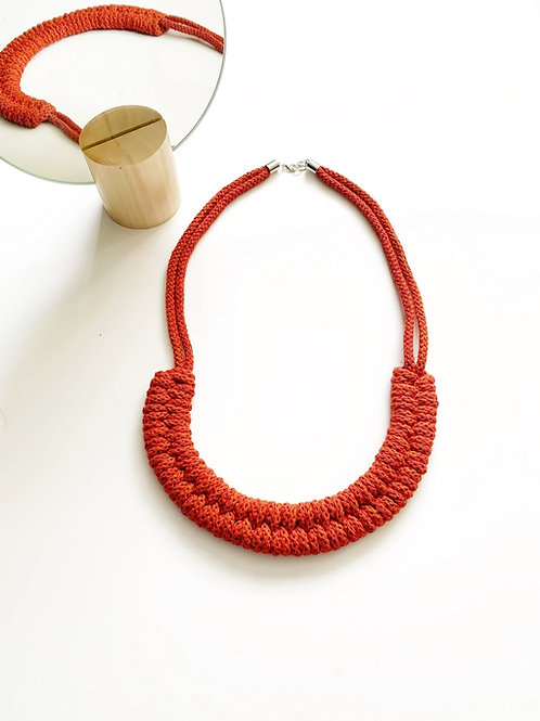 The Lara Crocheted Necklace