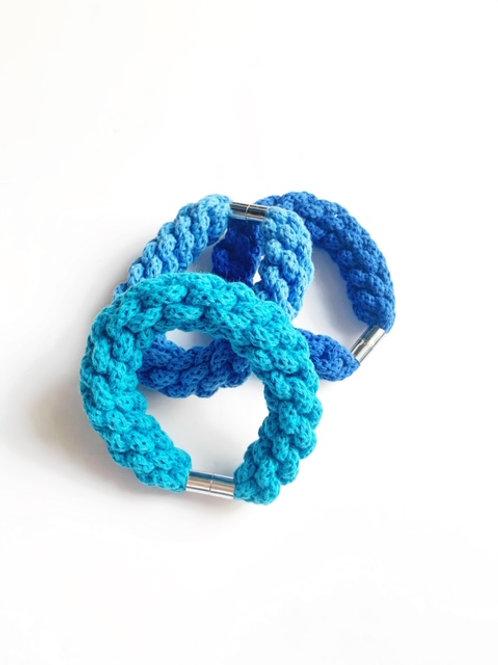 Woven Cotton Bracelet