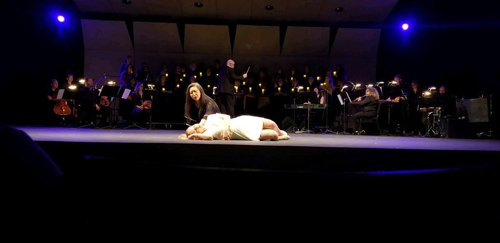 Performance in Atlanta, Georgia at Oglethorpe University