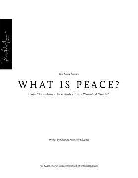 What is Peace - SATB (print) .jpg
