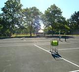 Wild Rose Hope Tennis Courts