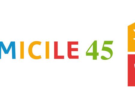 À Domicile 45 cherche une Aide ménagère et une Auxiliaire de vie - CDI