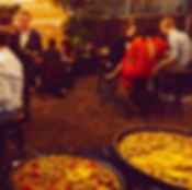 Paella Catering for Wedding in Dublin