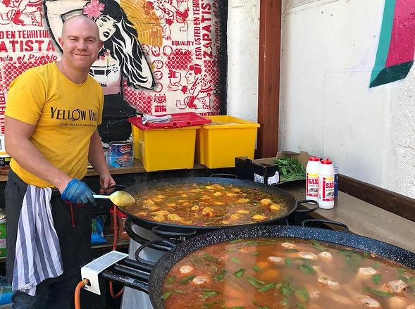 Sergio Barragan Mares  Yellow Rice