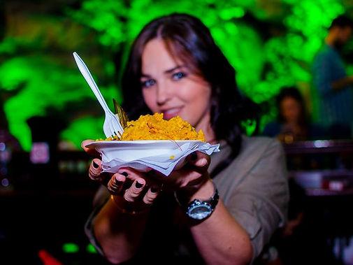 Yellow Rice The Paella Company Dublin