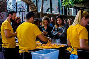 Paella Catering in Dublin-Yellow Rice The Paella Company