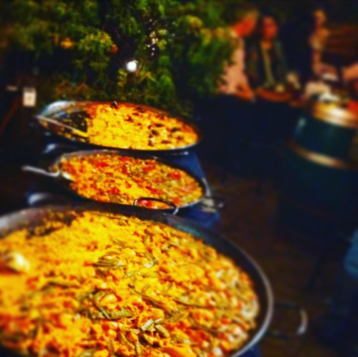 Yellow Rice Paella