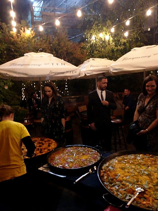 Yellow Rice - Paellas for wedding