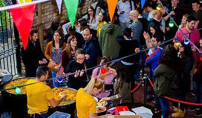 Paella Events- Yellow Rice