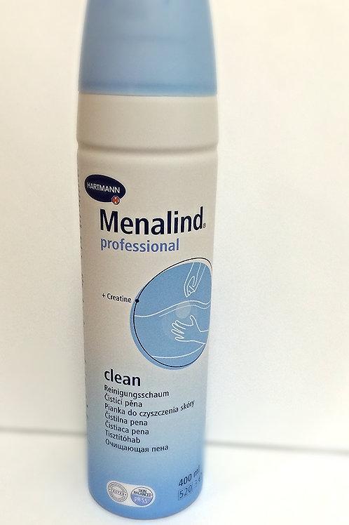 Пена для очищения кожи Menalind