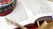 Estudo e Foco na Teshuvá até Yom Kipur!