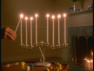 Ninguém pode apagar a chama do povo judeu!