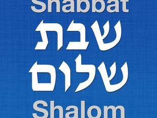 Para refletir no SHABAT