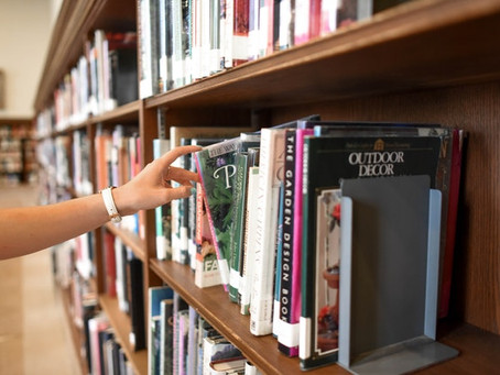 More than just a collection of books - The importance of libraries