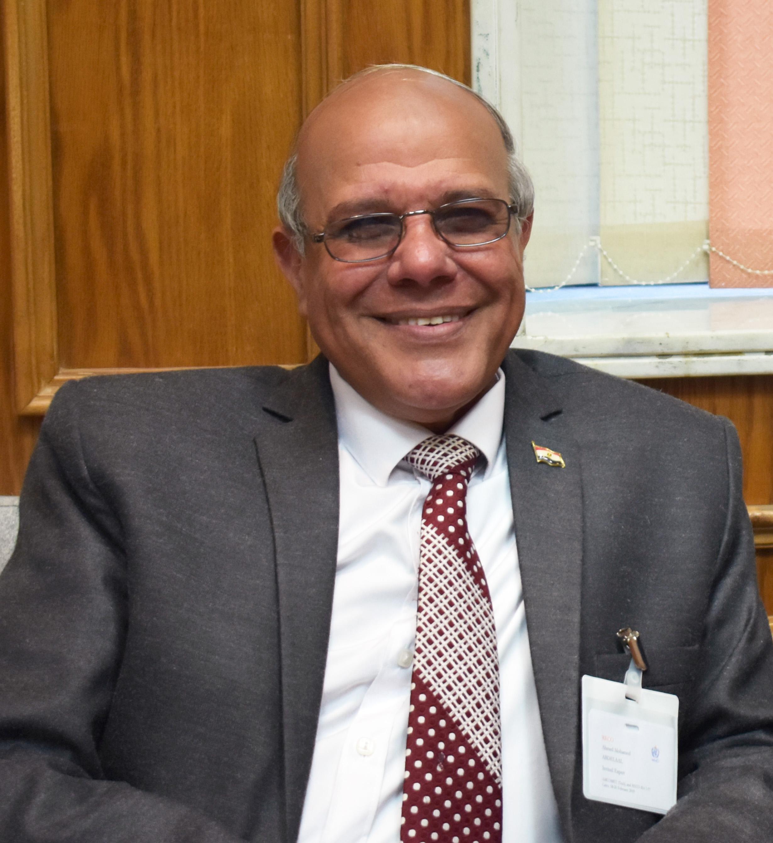 Dr. Ahmed Abd El-Aal