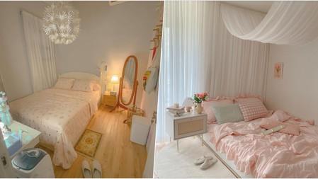日本少女的粉色房間提案!運用『PINK完美比例』,打造最舒心~的粉甜棉花糖系空間♡