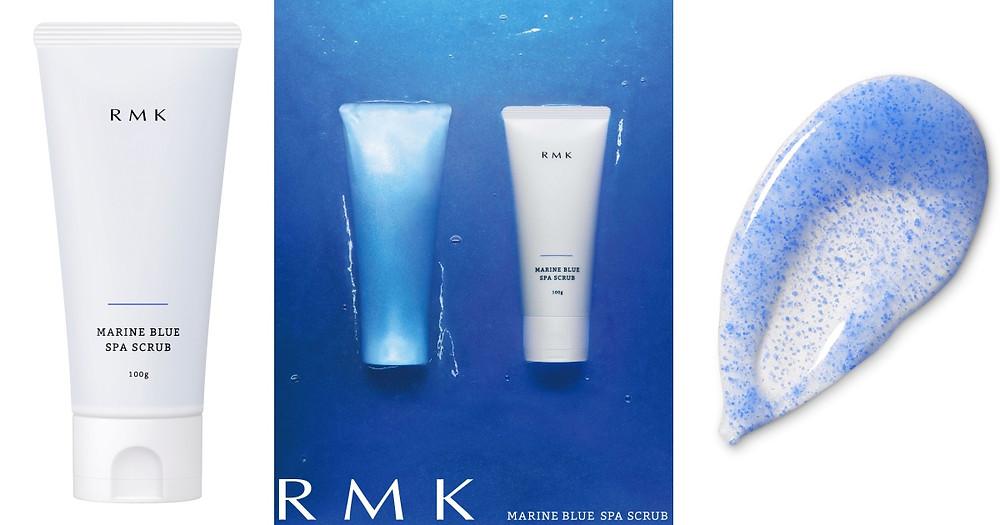 RMK 海藍SPA潔顏冰砂