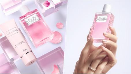 Dior也推出乾洗手凝露了!散發淡雅玫瑰香~《Miss Dior玫瑰乾洗手凝露》這瓶身真的不能再美了!