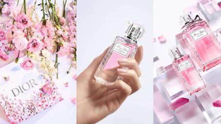 情人節送這個♡Dior推出全新Miss Dior『漫舞玫瑰髮香噴霧』鮮嫩玫瑰髮香超迷人,浪漫花漾愛戀禮盒美入心坎!