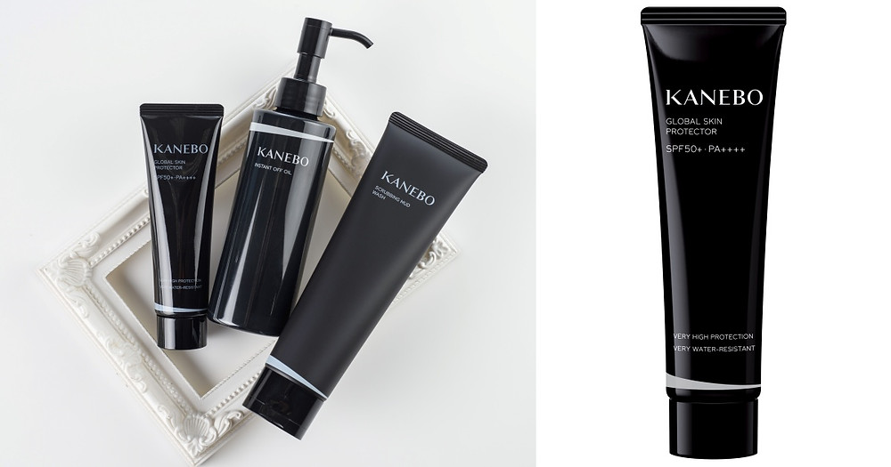 KANEBO黑勢力清潔單品