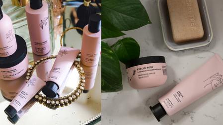 集顏值與香氣於一身!瑰柏翠『伊芙琳玫瑰系列』 以「木質玫瑰花香調」從臉部身體保養、香水&擴香,內而外瀰漫全身~換季保濕首選!