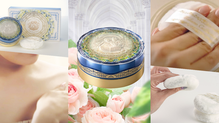 2021限量米蘭蜜粉來了~佳麗寶『米蘭絕色美膚香體粉』絕美天使細緻蜜粉,輕撲肌膚、散發迷人木質薔薇香氣!