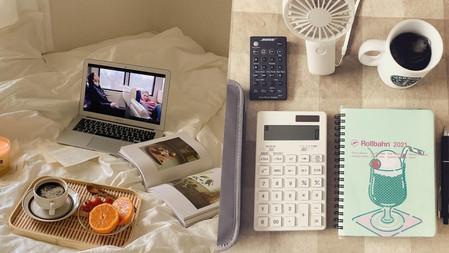 WFH效率提升120%→居家工作「7個小習慣」養成,注入滿滿儀式感、再推4款office效率狂飆APP!