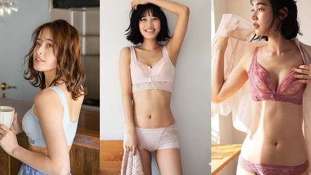 日女子20代開始穿→『夜寢美胸衣TOP3』不僅胸型變美、更顯瘦!夜用型內衣3大美胸力&挑選法則,女生必知♡