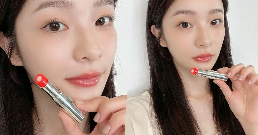 IPSA 活現誘色唇膏LE #11甜橙冰淇淋