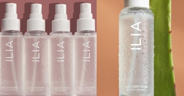 ILIA 保濕防護定妝噴霧