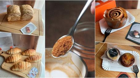 防疫宅在家、也有下午茶儀式感!SUGARbISTRO宅配安心購,採用低GI值棕櫚糖製作→甜點、吐司好吃無負擔!