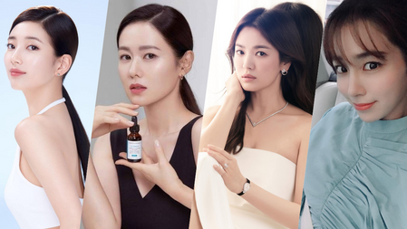 高清鏡頭素顏也不怕!韓劇女神們的『洗臉秘方』→只要學會了、保養也完成一半,絕世裸肌反手可得!